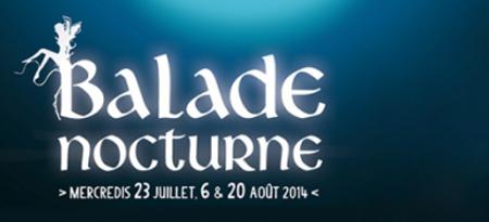 Les Balades Nocturnes 2014