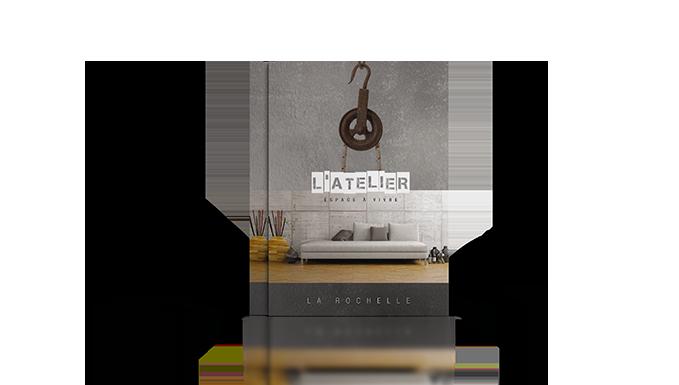 Flyer L'Atelier pour Eden Promotion