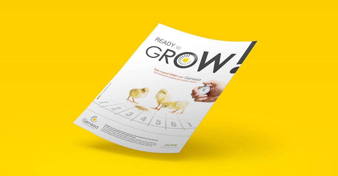 Publicité pour Genesa - InVivo